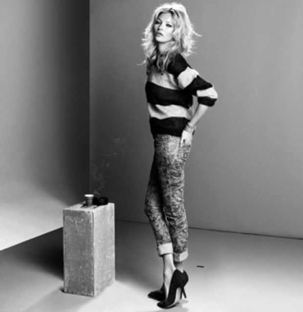 Isabel Marant Kate Moss