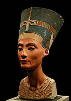 Ancient Egyptian Queen Nefertiti
