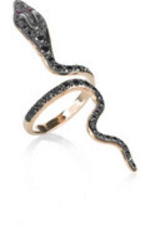 Ileana Makri snake ring