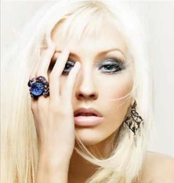 Stephen Webster Christina Aguilera