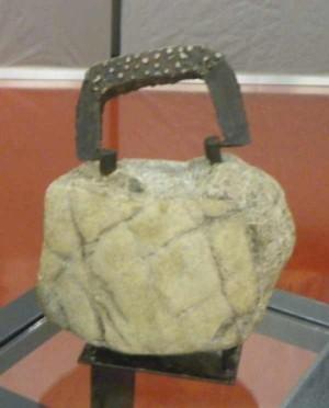 Annette Hilbrecht Stone Handbags
