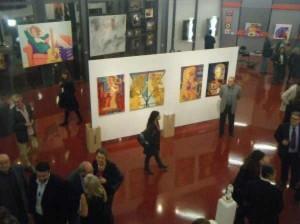 Art Meets Media, Εφημερίδα Veto