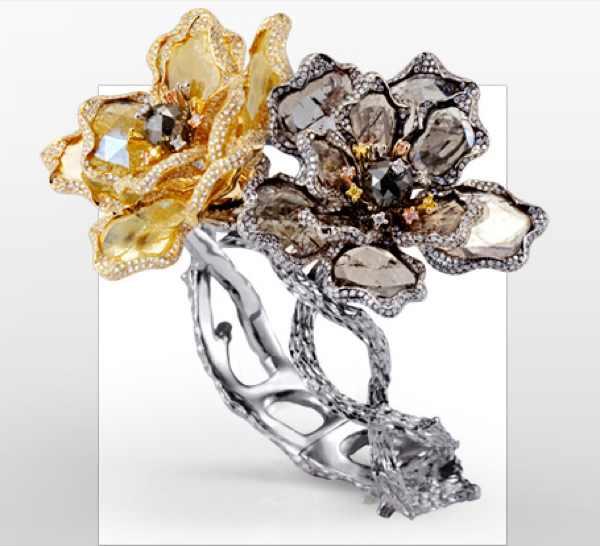 La Reina flower rings