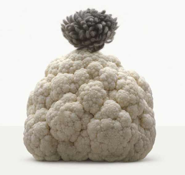 Cauliflower Bag Fluvio Bonavia