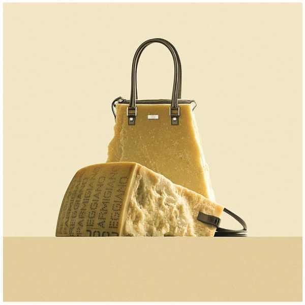 Parmesan Bag Fulvio Bonavia