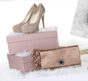 Shoes, bag boxes