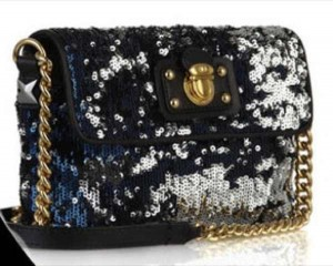 Marc Jacobs sequins black