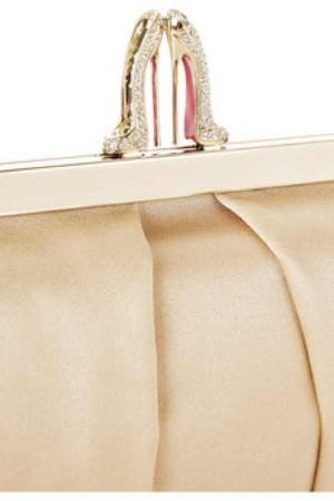 Glamorous evening bags Louboutin