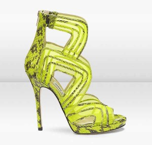 Jimmy Choo Yellow