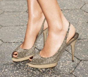 Jimmy Choo Gold