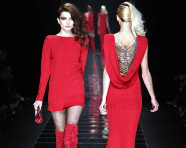 Milan Fashion Show 2011
