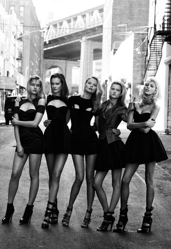 Top Models in LBD