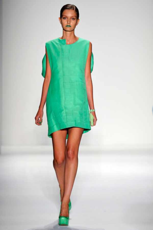 Alexandre Herchcovitch green