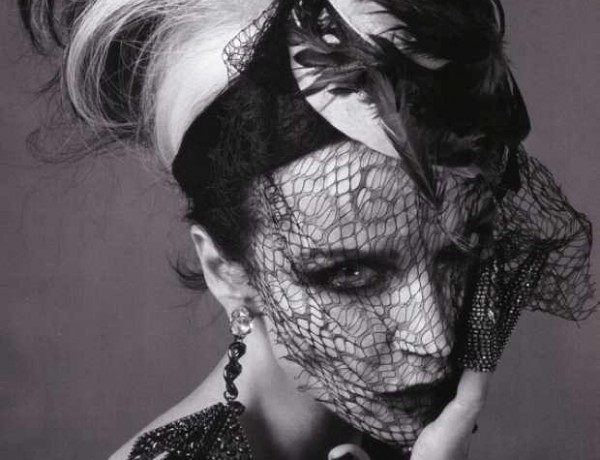 Daphne Guinness Vogue italia