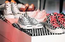 New All Stars Shoes = Converse + Marimekko = Love!