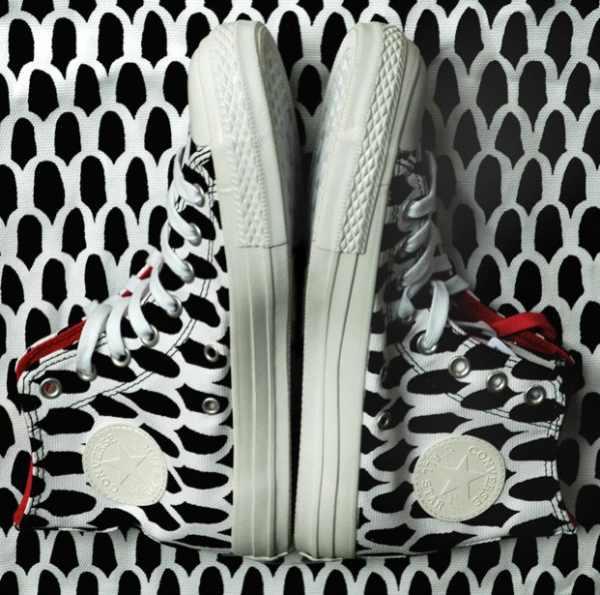 Marimekko prints sneakers