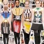 Mary Katrantzou collection bold colors