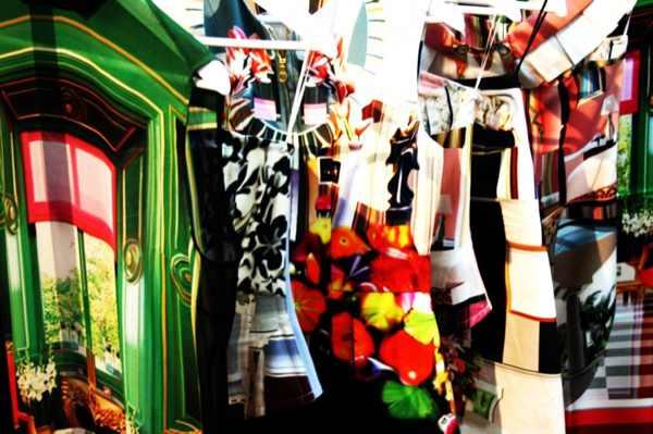 Mary Katrantzou collection dresses