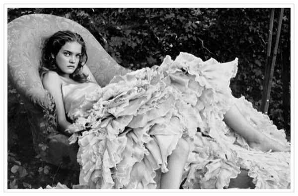annie_leibovitz wedding dress