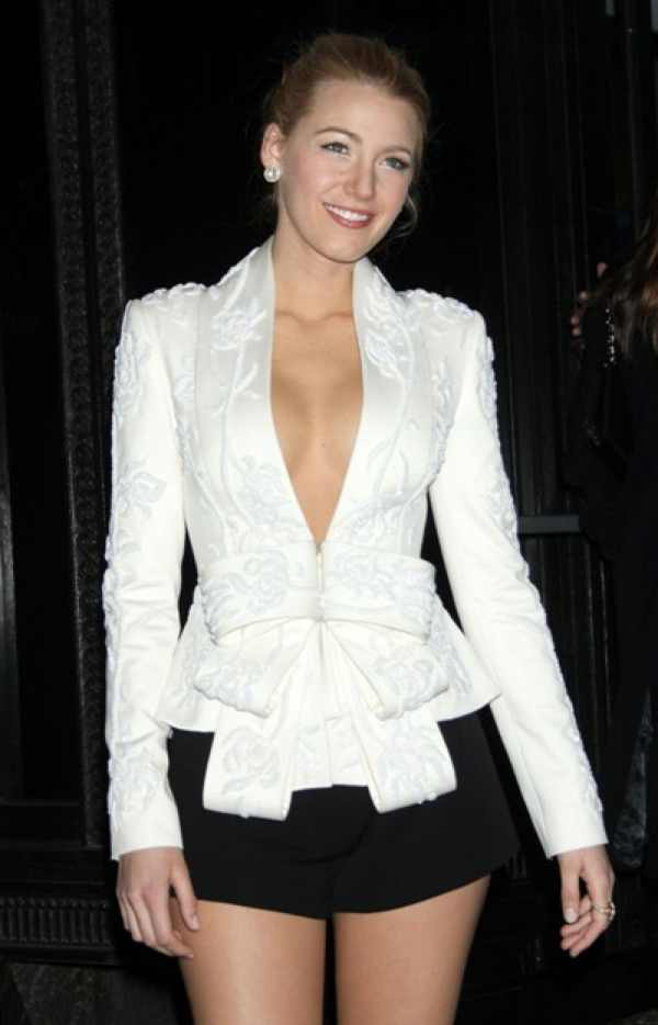 af0a2791 Top Seven Celebrities with Style- Best Dressed Number 3- Blake ...