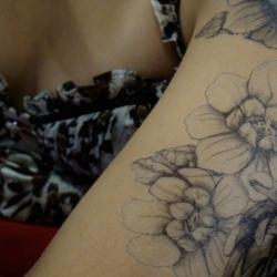 Uban Decay Tattoo Tatouages