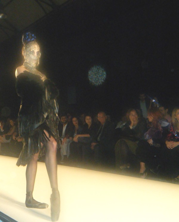 Dimitris Dassios, Athens Fashion Week 2011 4
