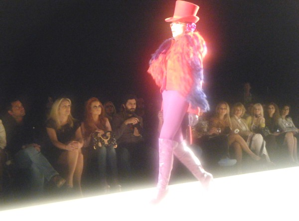 Dimitris Dassios, Athens Fashion Week 2011 2
