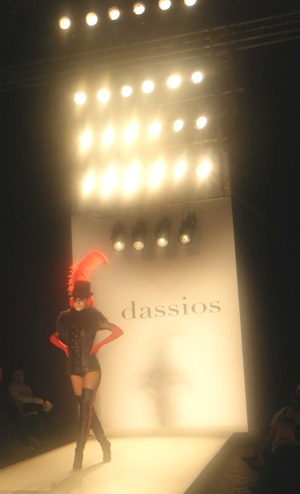 Dimitris Dassios, Athens Fashion Week 2011 4