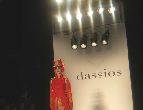 Dimitris Dassios, Athens Fashion Week 2011 5