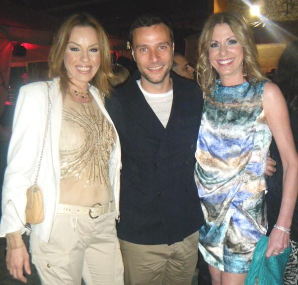 Ioanna Soulioti, Constantinos Varvitsiotis and Nina Papaioannou TrendSurvivor