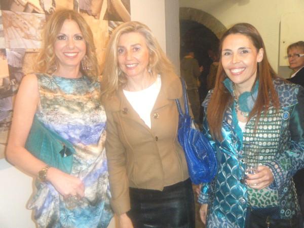 Me, Erietta Vordoni and Lina Pigadioti