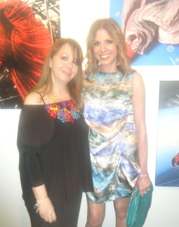 Nina Papaioannou TrendSurvivor, Me and Daphne Valente