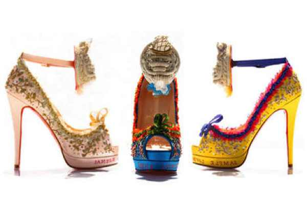 marie-antoinette-Louboutin limited edition