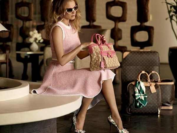louis vuitton 2011 cruise ad