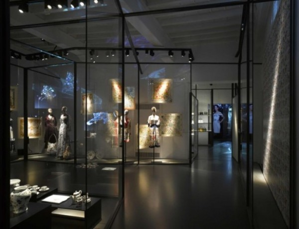 Gucci Museum Florence interior