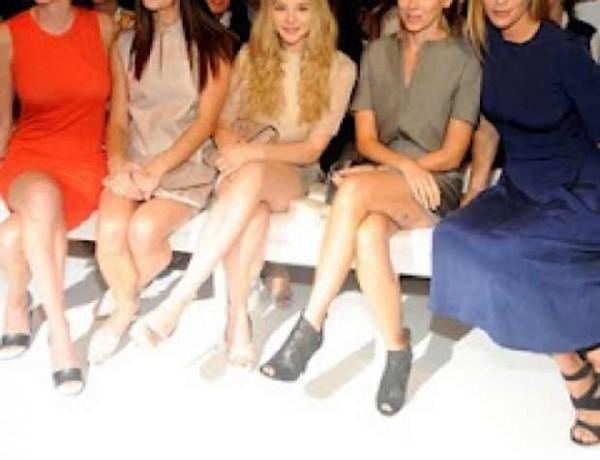 Lara Stone, Ashley Greene, Chloe Moretz, Naomi Watts and Uma Thurman