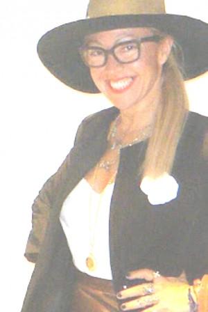 Alexandra katsaiti hat, stylist