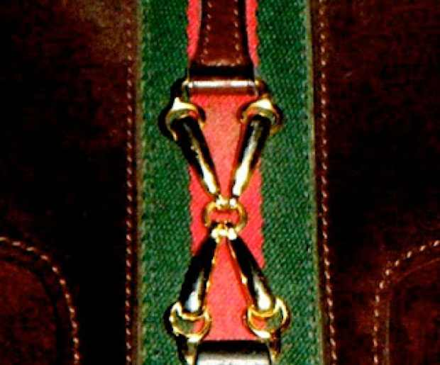 Gucci Vintage Bag detail