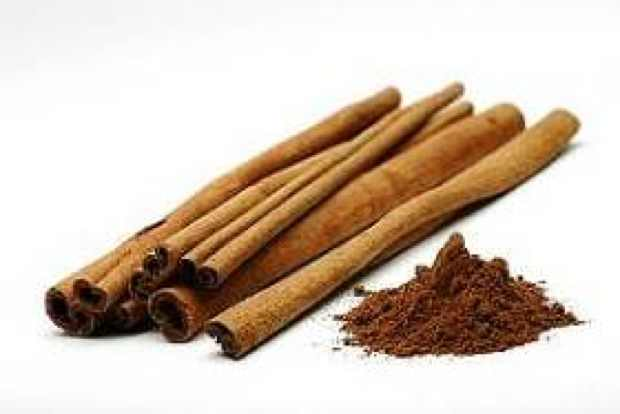 6 Cinnamon Sticks
