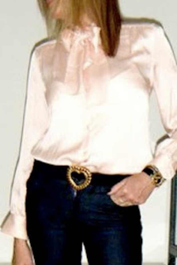 Celine Silk Vintage shirt