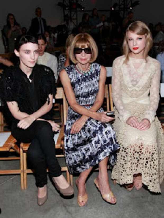 Taylor Swift Rodarte New York