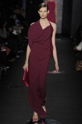 Diane Von Fustenberg Fall Winter 2012