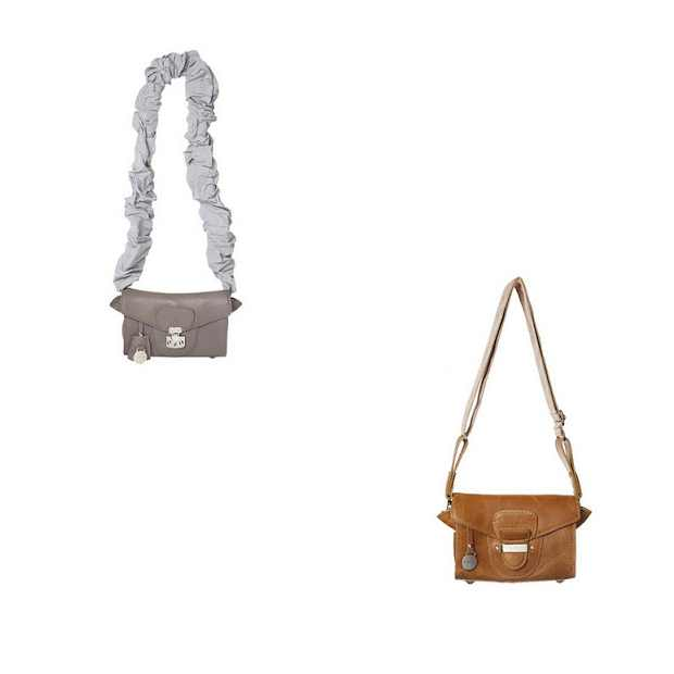 Carvren Handbags Collage