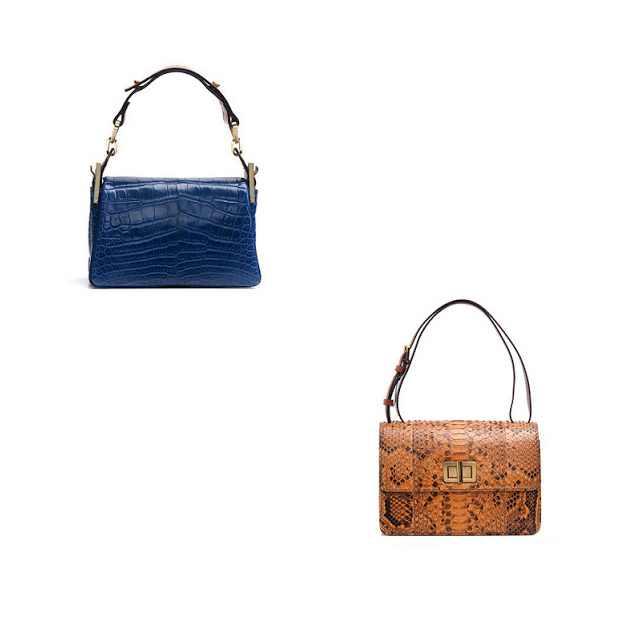 Chloe handbags Collage