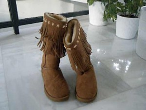 Ugg by Jimmy Choo