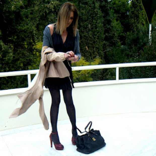 Isabel Marant silk grey dress