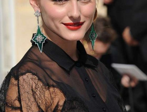 Olivia Palermo – 2012 Ready-To-Wear – Christian Dior