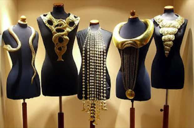 Ilias lalaounis museum jewelry