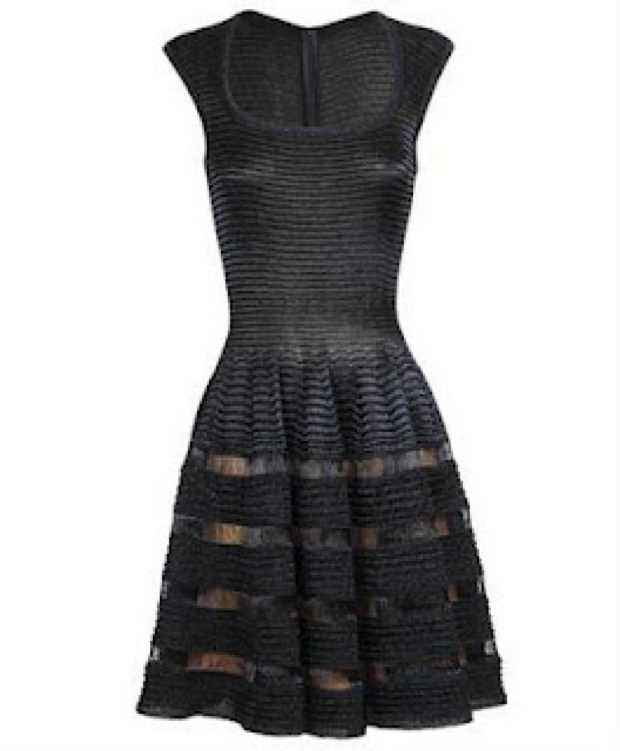 Little Black Dress Alaia