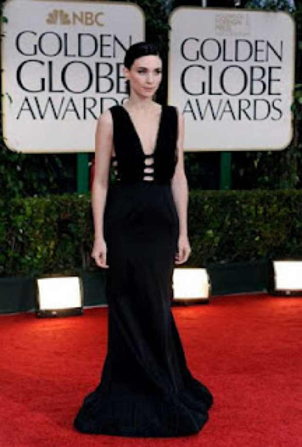 Little Black Dress Rooney Mara